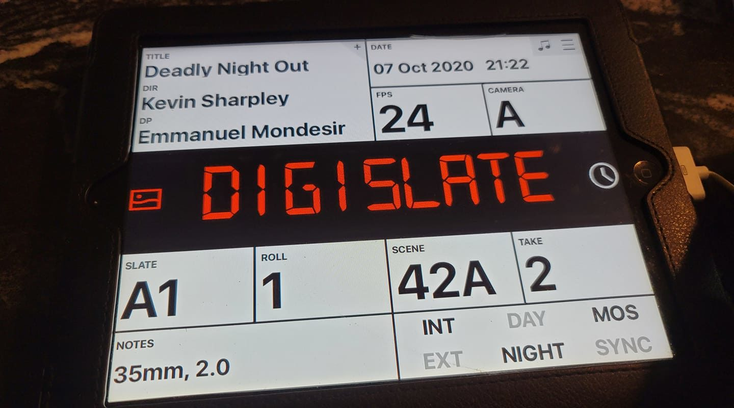 deadly night out slate