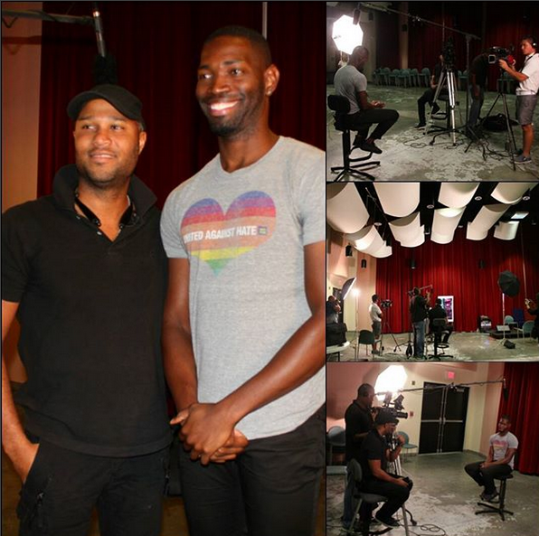 interview with Terell Alvin McCraney